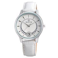 d42c649ded1 Relógio Feminino Skone Analógico Casual 9242BG Marrom - - Relógios ...