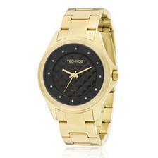 7aa9c4f7ad0 Relógio Technos Fashion Trend Feminino Dourado 2035MFN4A - Relógio ...