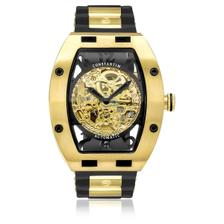 cdc12bff114 Relógio Constantim Full Skeleton Special Edition Automatic Rose ...
