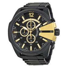 549f6d56cb7 Relógio de Pulso Diesel Pulseira de Couro Masculino Master Chief ...