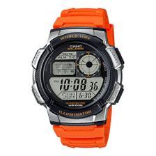 1c11dabee3d Relógio Masculino Digital Casio W215H7AVDF - Branco - Casio ...