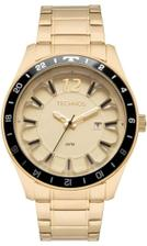 eeaf1f1ba5c Relógio Masculino Dourado Painel Velocímetro Fusca 160km 5776 - Neka ...
