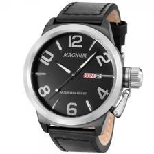 e3f2151dabe Relogio Masculino Magnum Analogico - Ma33399p - Preto - Relógio ...
