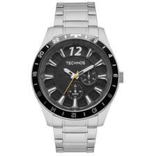 604c48e5606 Relógio Masculino Technos Steel 2115MPM 1K 42mm Aço Prata - Relógio ...