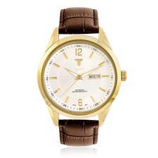 e73aae70394 Relógio Masculino Tempus Yacht ZW30312A Gold Blue - Relógio ...