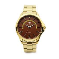 56cdcc619d7 Relógio Masculino Weide Analógico WH802 Dourado e Preto - Relógio ...