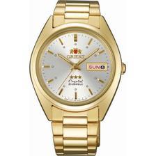 82623d10df1 Relógio Masculino Orient Analógico MBSS1195A E2SX Prata Verde ...