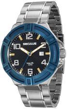 Relógio Seculus Masculino Esqueleto Automático 20552GPSVDA1 ... cfe3eea0ab