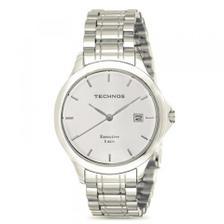 8a3c1e15218 Relógio Masculino Technos Slim 2025LTL 1K - Prata - Relógio ...