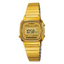 6b0c8d4caca Relógio Casio Vintage Espelhado Bicolor Rose Dourado Unissex ...
