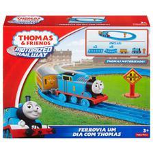fbd98652a Mega Bloks Thomas e seus Amigos Cenários de Sodor Estação de Trem ...