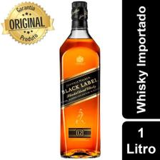 Whisky Escocês Red Label Garrafa 1 Litro - Johnnie Walker