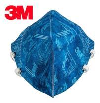 10 Máscaras pff2(n95) 3M 9820 de proteção respiratória - Embalagem individual e lacrada - CA 41.514