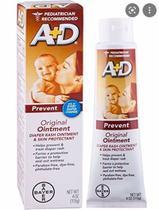 A+D Pomada Glicerinada para Prevenção de Assaduras - Bisnaga 113g