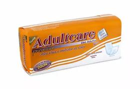 Absorvente Geriátrico Adultcare Premium Unitário e Kit