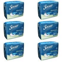 Absorvente Geriátrico Sensaty Premium Kit Com 120 Unidades