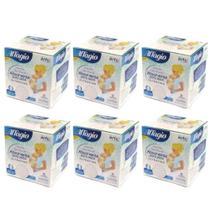 Absorvente Ultrafino Para Seios Kit Com 6 Caixas  - Affagio