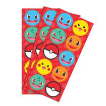 Adesivo Redondo Pocket Monsters 30und Junco