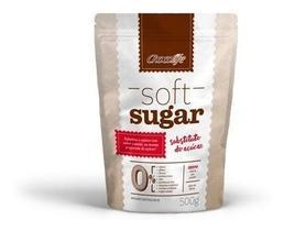 Adoçante Natural Em Pó Chocolife Soft Sugar 500g