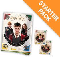 Album Harry Potter + 50 Figurinhas