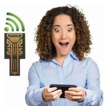Antena Aumento Sinal De Celular Tim Vivo Oi Claro Fazenda