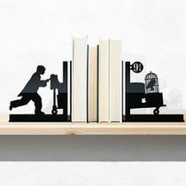 aparador Para Livros cd dvd  Mesa Harry Potter Decorativo Aparador Plataforma