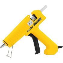 Aplicador para cola quente profissional 127/220v vonder bastão 12mm