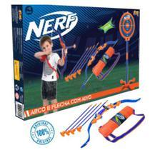 Arco E Flecha - Nerf Com Alvo