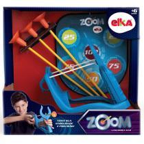 Arco e flecha zoom - lancador e alvo 1043 - elka