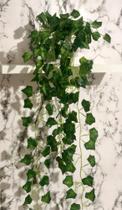 Arranjo Montado Permanente / Folhagem pendente +Vaso
