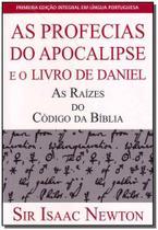 As Profecias Do Apocalipse E O Livro De Daniel - Pensamento
