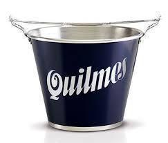 Balde De Alumínio Quilmes
