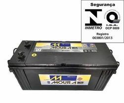 Bateria Automotiva Moura 150ah 12v Inteligente Selada 150bd