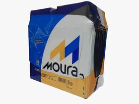 Bateria de Carro Moura 50Ah - Original Honda Civic 12V Polo Positivo M50JD
