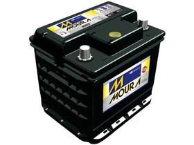 Bateria de Carro Moura Flooded Advanced - 50Ah 12V Polo Positivo MGE