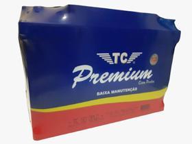 Bateria de Carro TC Premium 50Ah - 12V Polo Positivo Carros 1.6 e 1.8