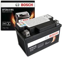 Bateria Moto Honda CBR 500 600 650 1000 Hornet Yamaha MT-07 MT-09 BMW S 1000 RR 12V BTZ8.6-BS Bosch