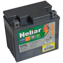 Bateria Moto Honda Nxr Bros 125 Heliar HTZ5L PowerSports Selada 4Ah 12v