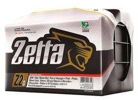Bateria Zetta 60ah 12v Selada, Fabricada pela Moura