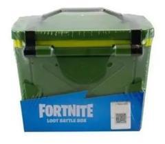 Baú Com Acessórios Surpresa Loot Battle Box Fortnite 2050