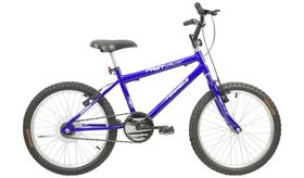 Bicicleta Aro 20 Fast Boy Free Azul