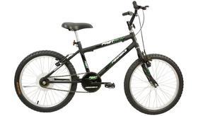 Bicicleta Aro 20 Fast Boy Free Preto