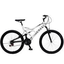 Bicicleta Aro 26 DP 21 Marchas Freio V-Brake Colli
