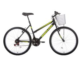 Bicicleta Aro 26 Houston Foxer Maori Aço