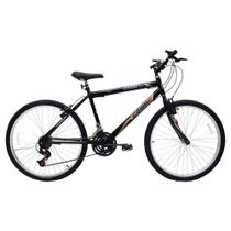 Bicicleta Aro 26 Masculina 21 Marchas Flash Pop Bike - Cairu