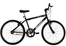Bicicleta Aro 26 Masculina Adulto Sem Marcha Preta