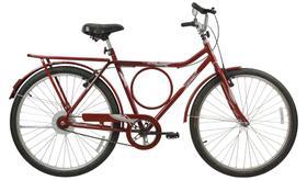 Bicicleta Aro 26 Mega Barra V.B Vermelho
