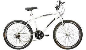 Bicicleta Aro 26 Thunder 21 M Sport Gold Branco