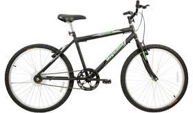 Bicicleta Aro 26 Thunder Free Preto