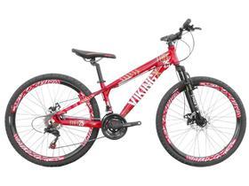 Bicicleta Aro 26 Viking TuffX25 Freeride Freio a Disco 21V